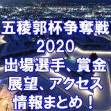 五稜郭2020アイキャッチ