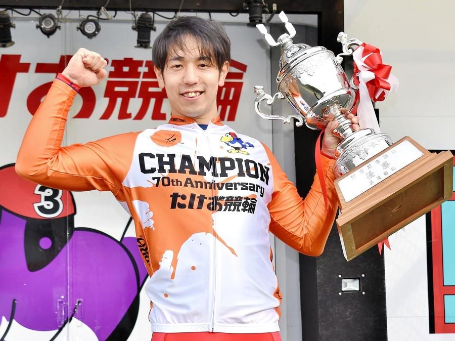 松浦選手優勝1