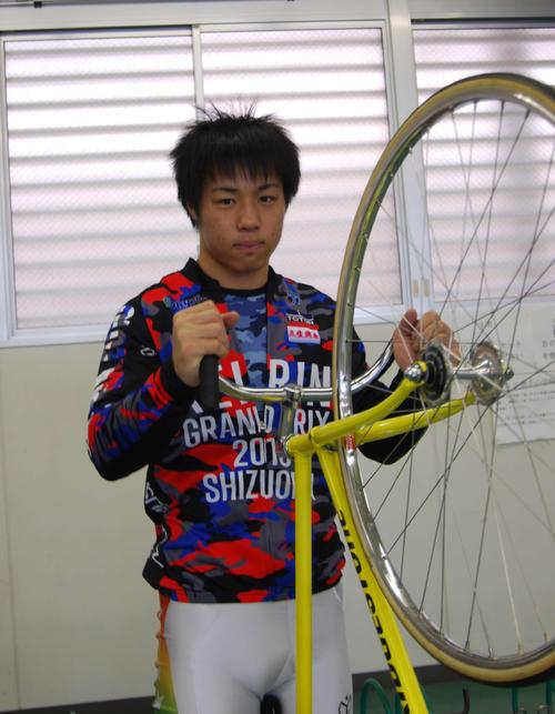 国際自転車トラック青森3