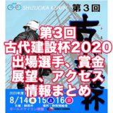 第3回古代建設杯2020(静岡競輪F1)アイキャッチ